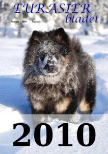 Eurasierbladet 2010