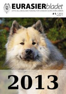 Eurasierbladet 2013