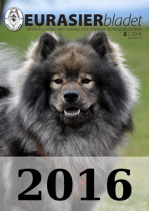 Eurasierbladet 2016